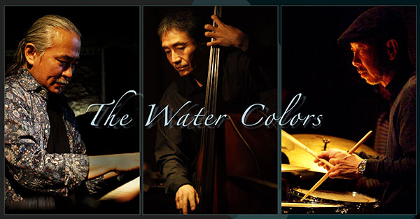 "和泉宏隆ピアノトリオ The Water Colors ""Forgotten Saga Autumn Tour 2016"""