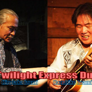 Twilight Express Duo Live